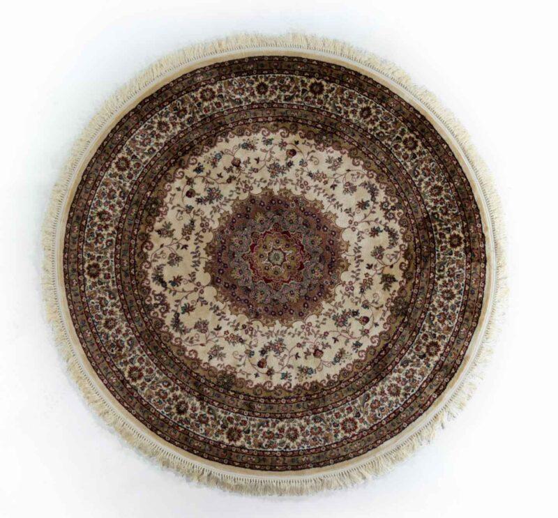 שטיח קלאסי עגול