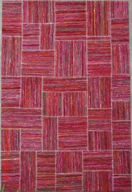 שטיח פאצ' אדום