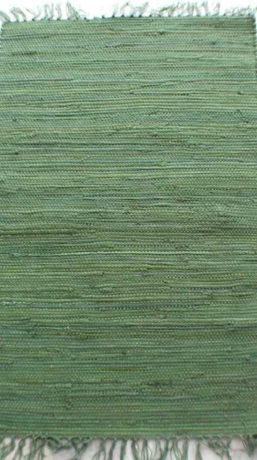 שטיח קילים נובה ירוק כהה