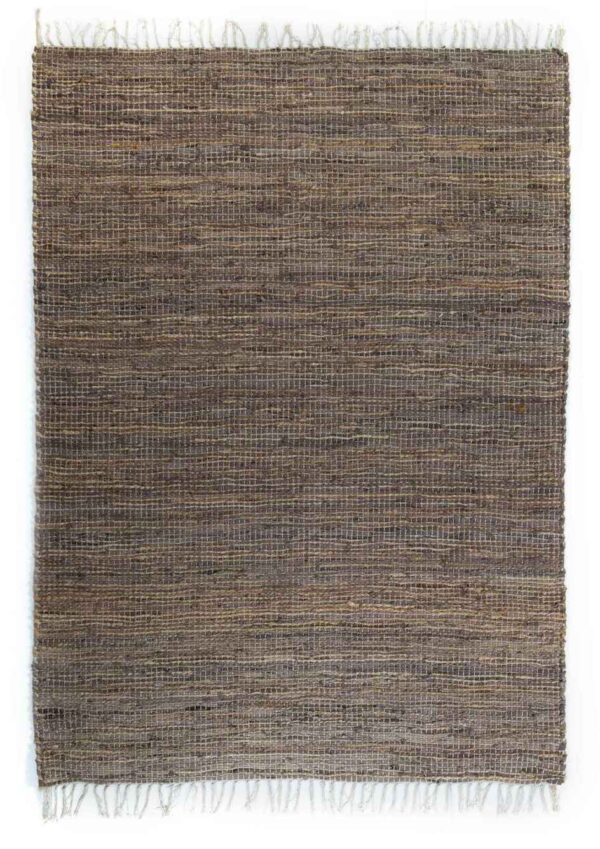 שטיח חבל דנים חום בהיר