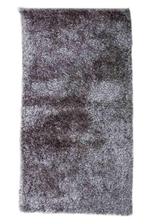 שטיח שאגי איכותי בצבע אפור
