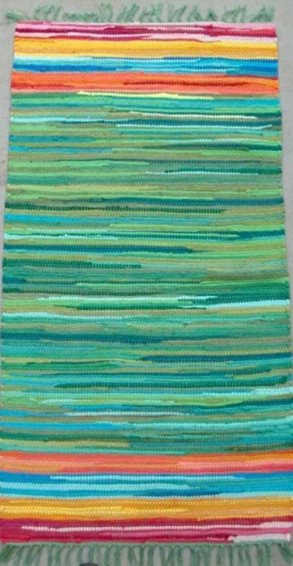 שטיח רוסה ירוק