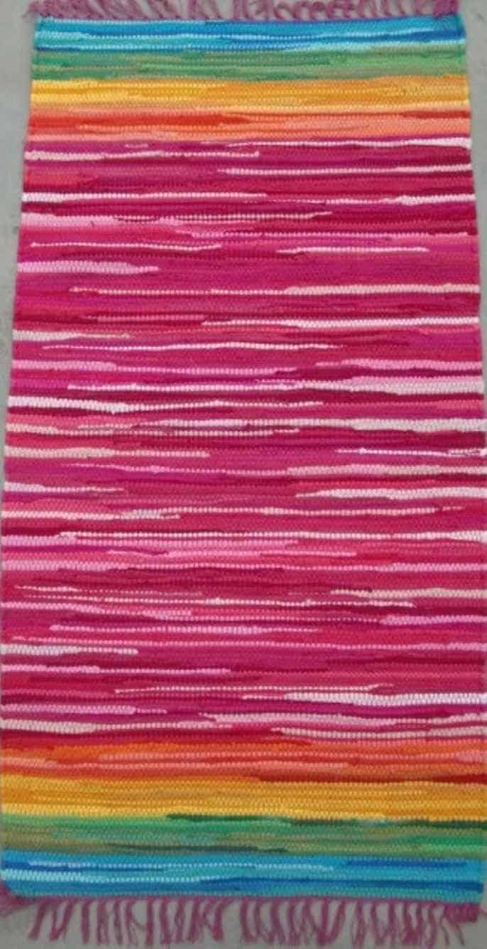 שטיח רוסה אדום