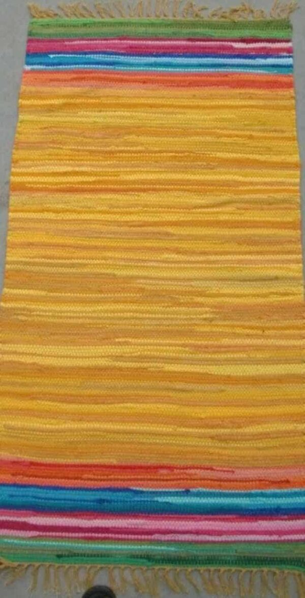 שטיח רוסה צהוב