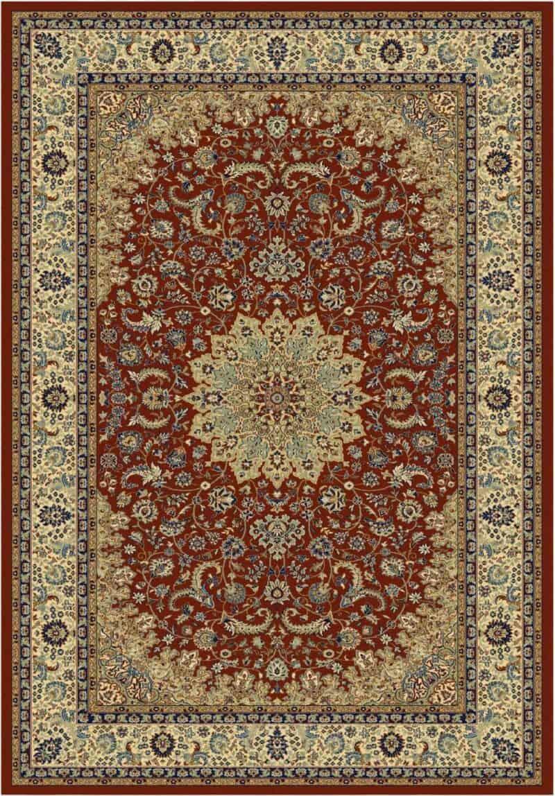 שטיח קלאסי אוריינטל מעוצב