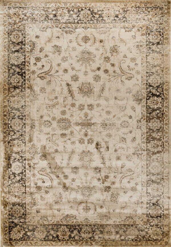 שטיח וינטג' בדוגמה קלאסית