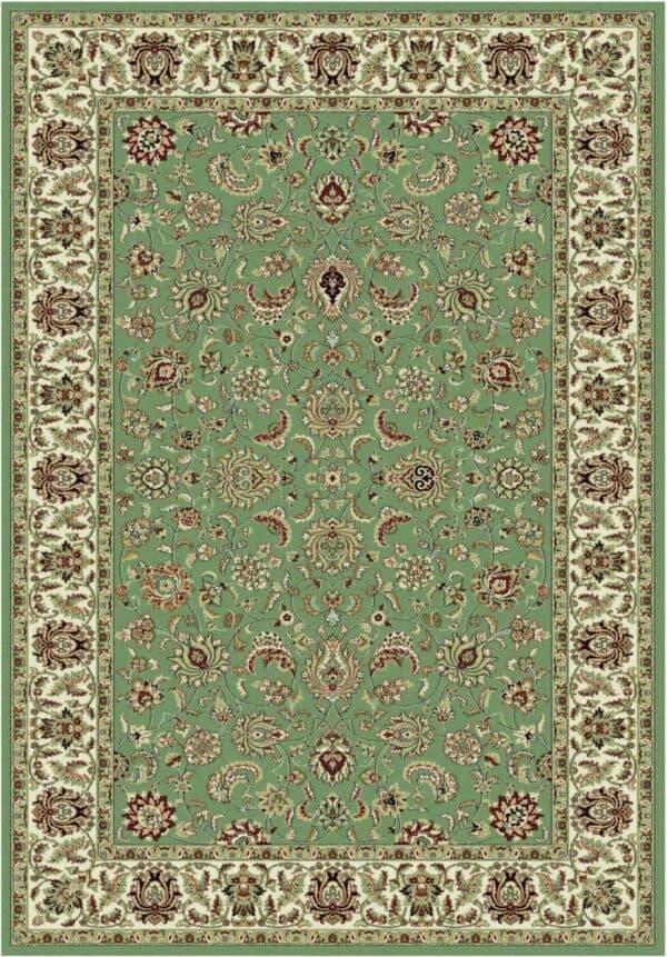 שטיח קלאסי ירוק