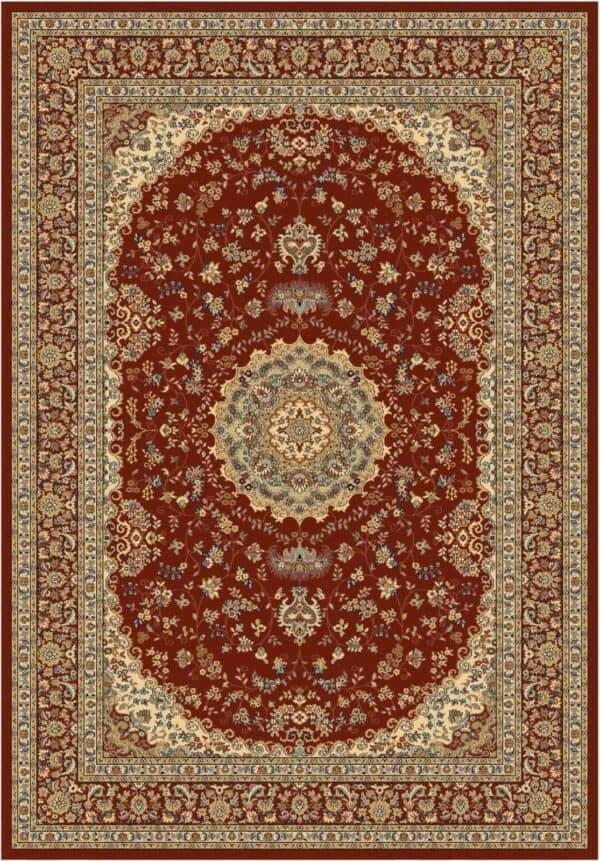 שטיח קלאסי אדום