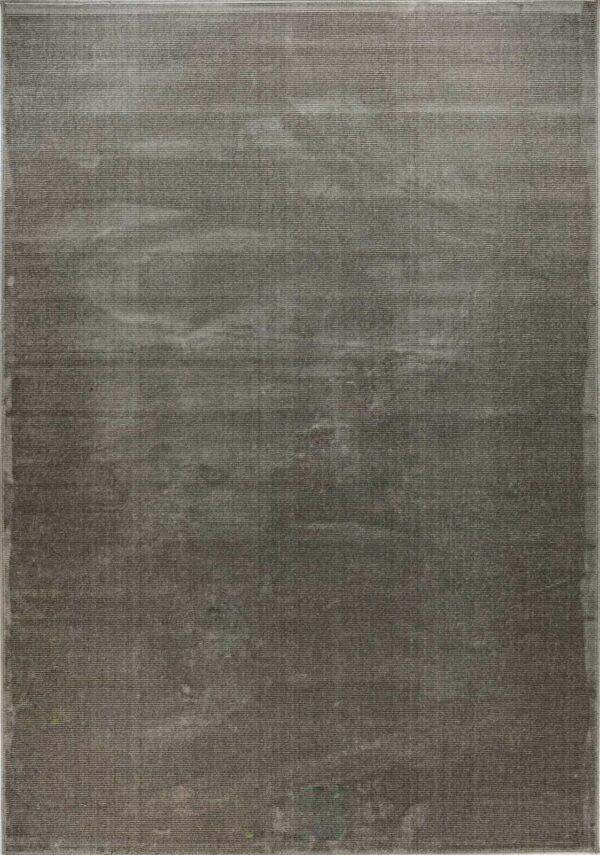 שטיח מודרני חלק צבע אפור