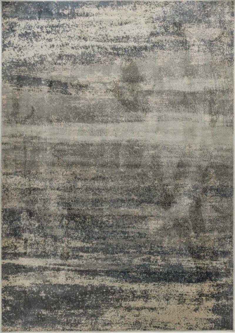 שטיח מודרני דוגמת ענן אפור