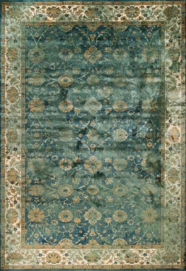 שטיח וינטג' דוגמא קלאסית