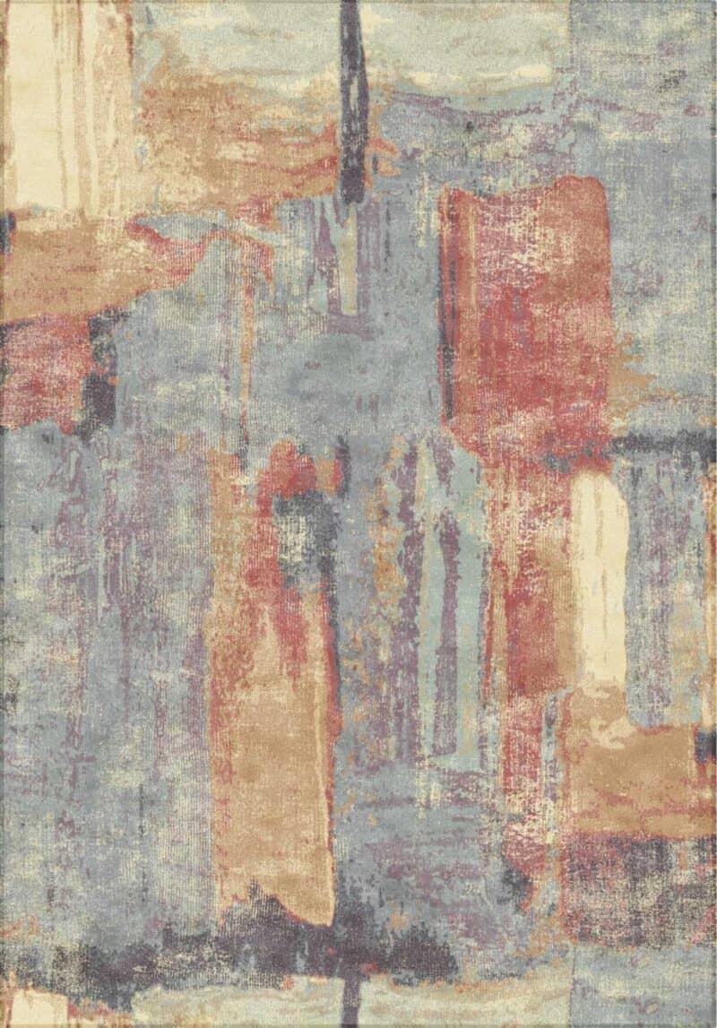 שטיח וינטג' דוגמת פיקאסו