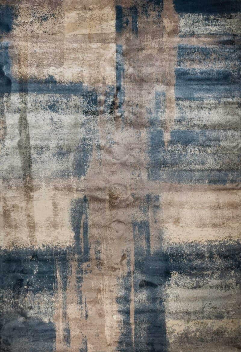 שטיח וינטג' בדוגמת פיקאסו