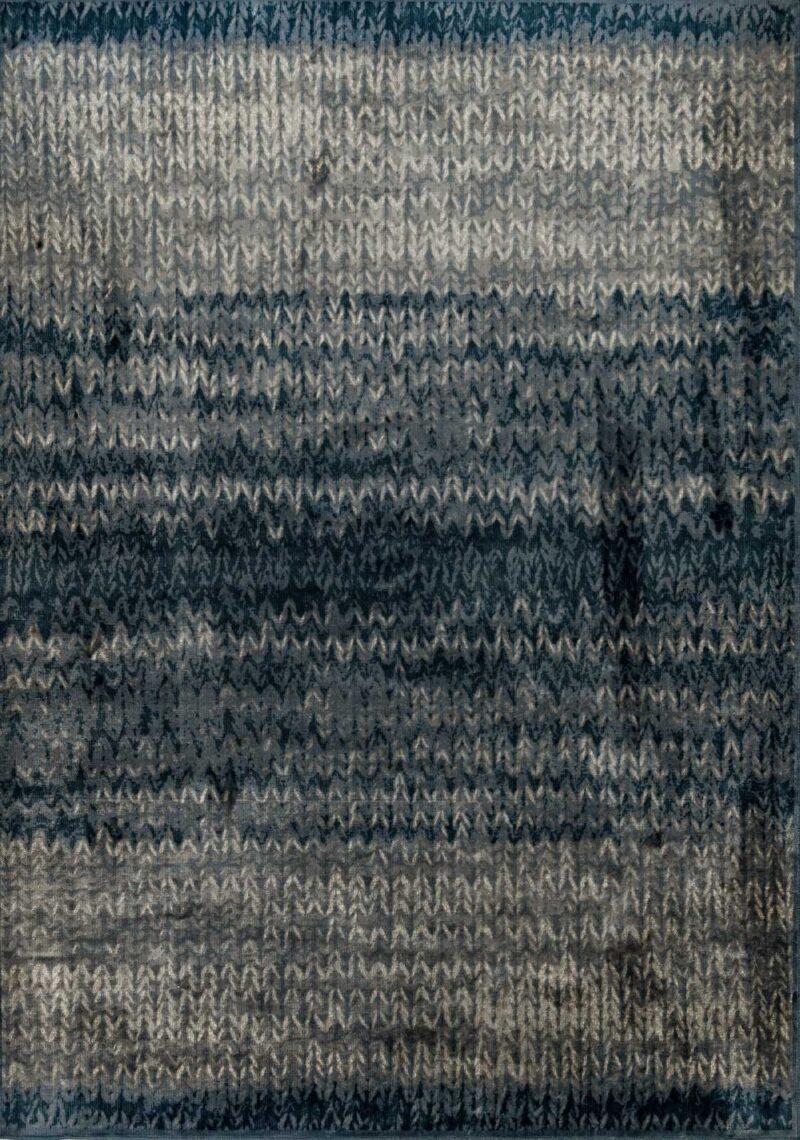 שטיח וינטג' דוגמא סרוגה