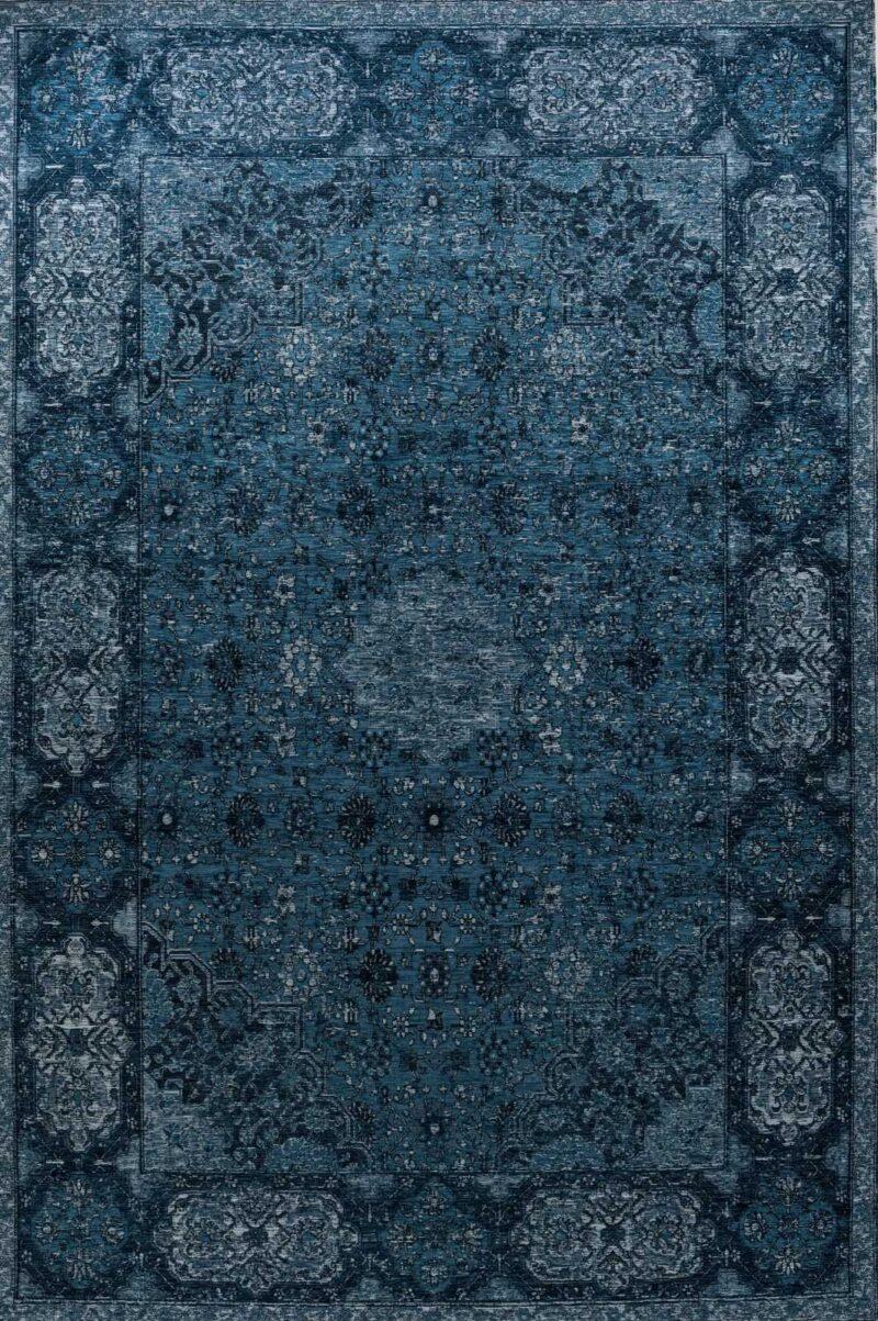 שטיח קרלוצ'י וינטייג' כחול
