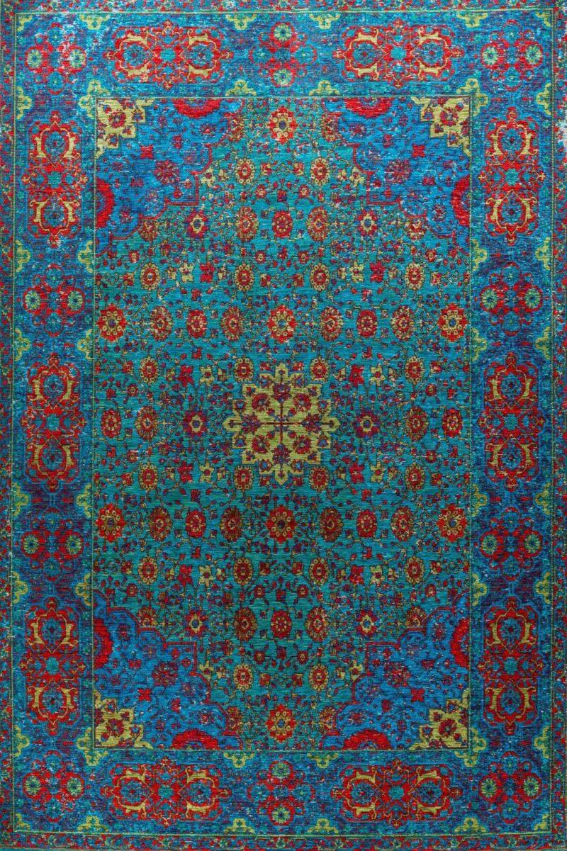שטיח קרלוצ'י וינטייג' צבעוני