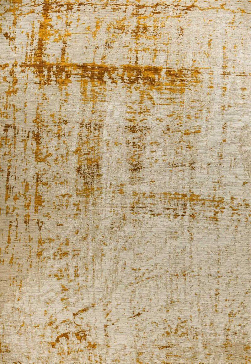שטיח קרלוצ'י מחוק צהוב