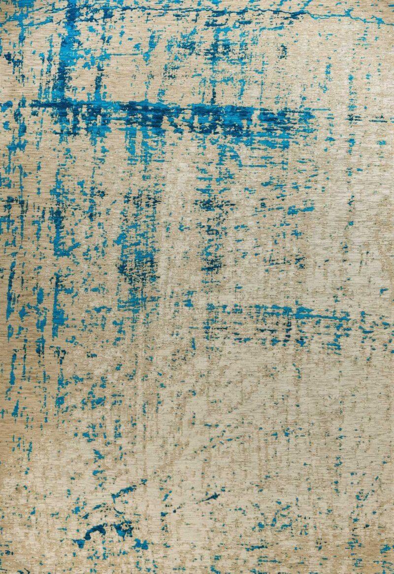 שטיח קרלוצ'י מחוק טורקיז