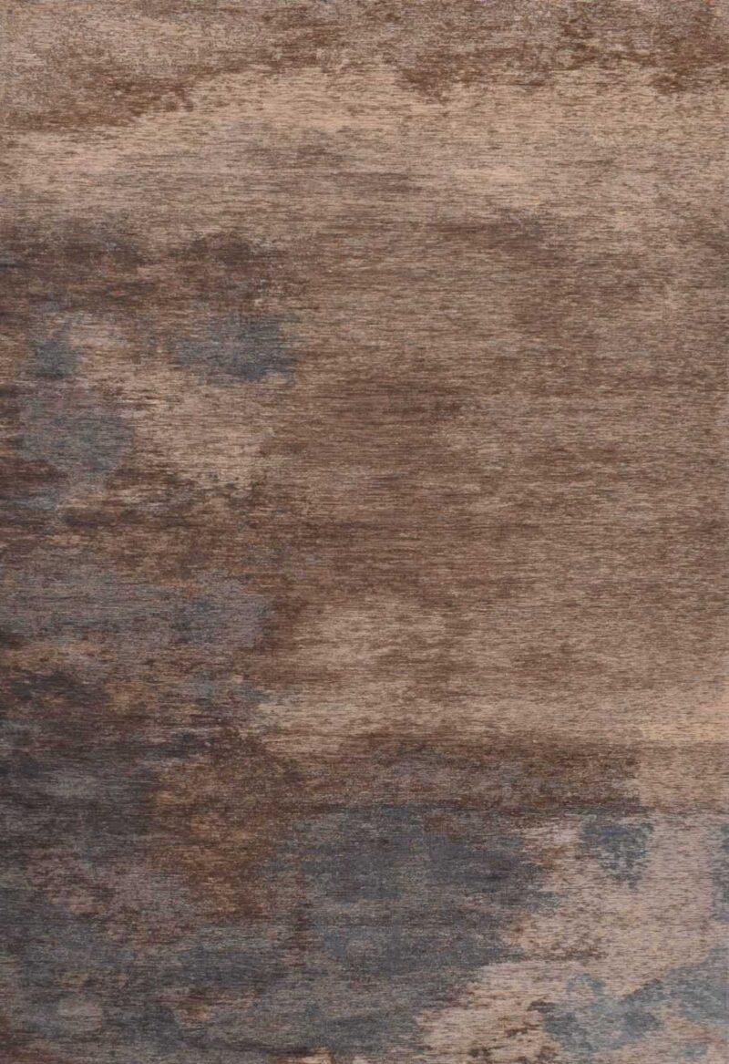 שטיח קרלוצ'י דוגמת ענן אפור כחול