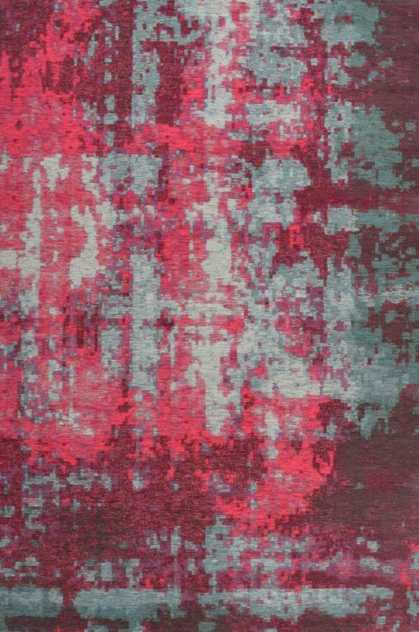 שטיח קרלוצ'י בצבע טורקיז