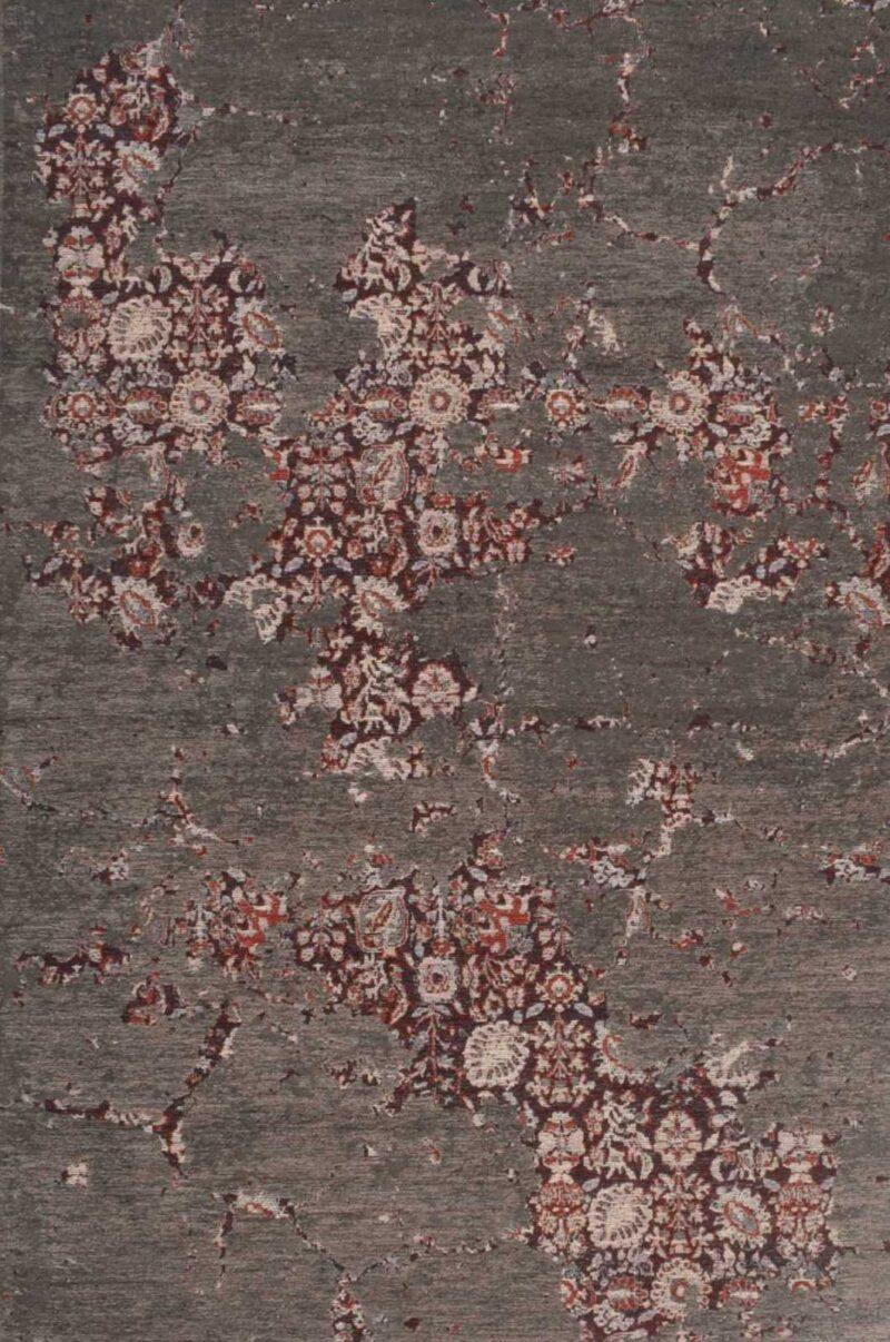 שטיח מודרני צבע אפור