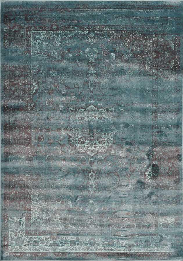 שטיח וינטייג' טורקיז