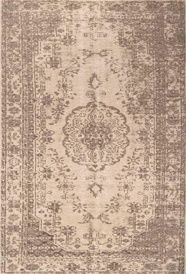 שטיח מודרני אפור דוגמה קלאסית
