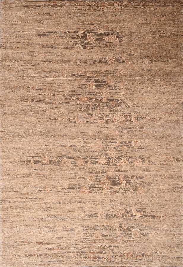 שטיח קרלוצ'י חום בז'