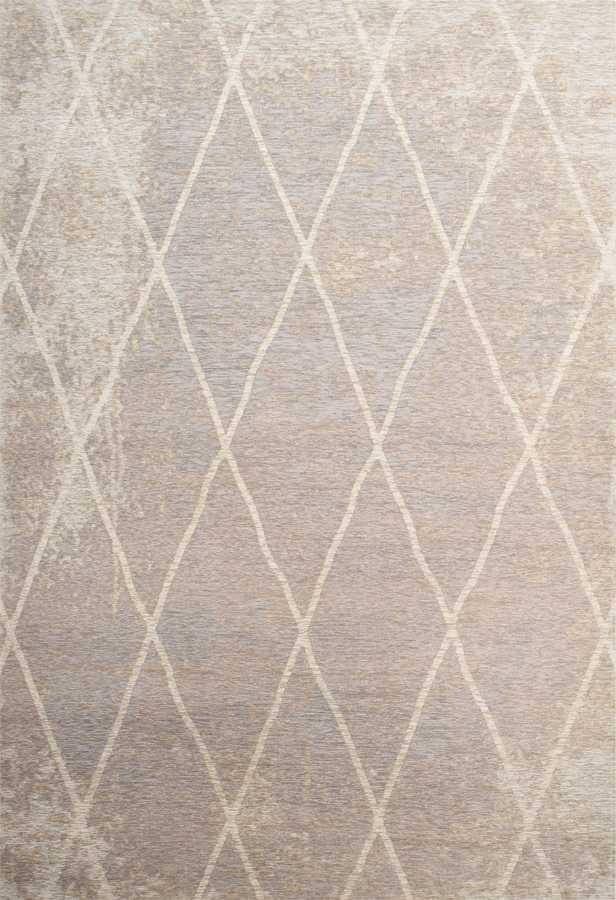 שטיח מודרני כסוף