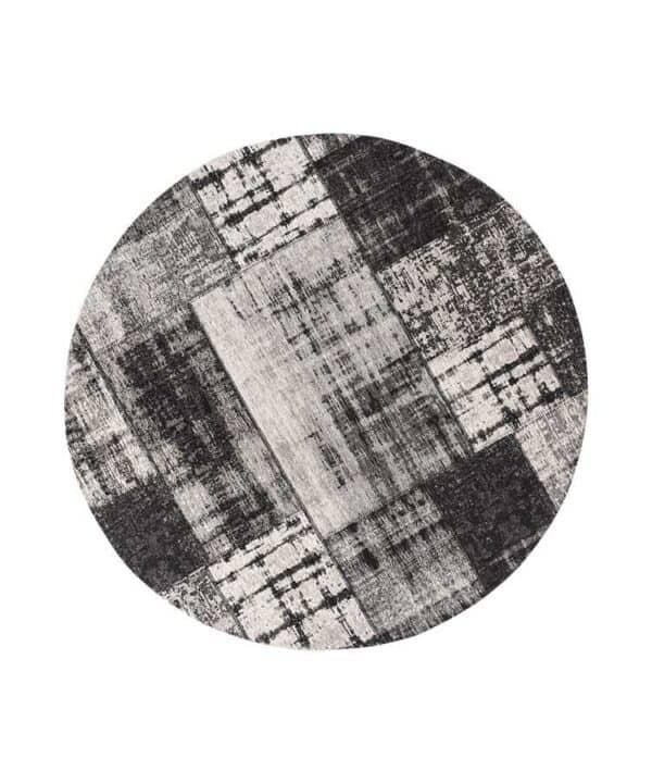 פאצ' עגול שחור