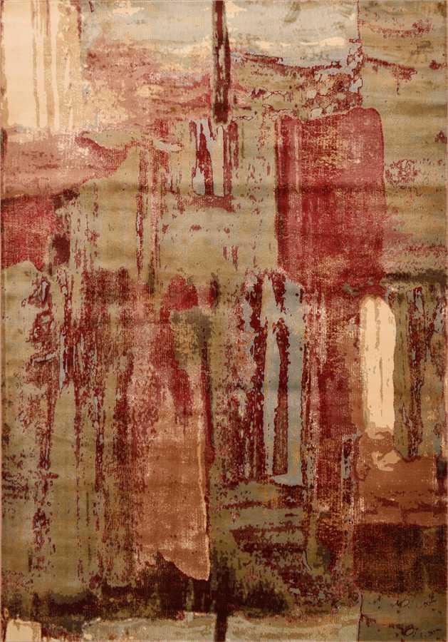 שטיח וינטיג' בדוגמת פיקאסו