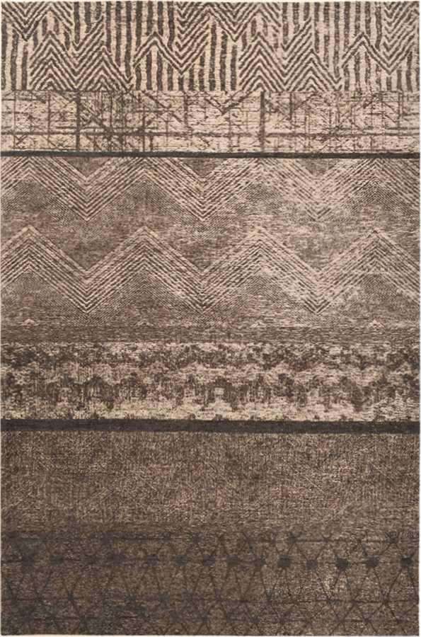 שטיח מודרני אבסטרקטי אפור