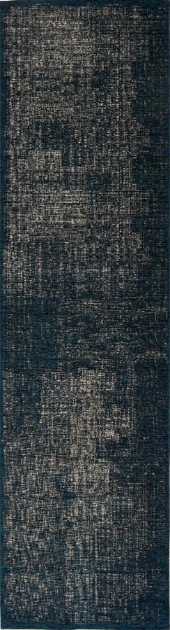 שטיח מודרני שחור