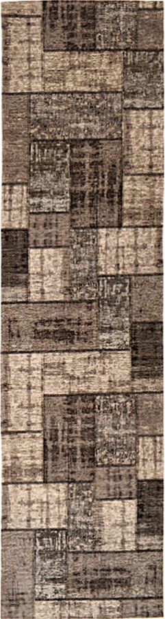שטיח מודרני פאצ' אפור