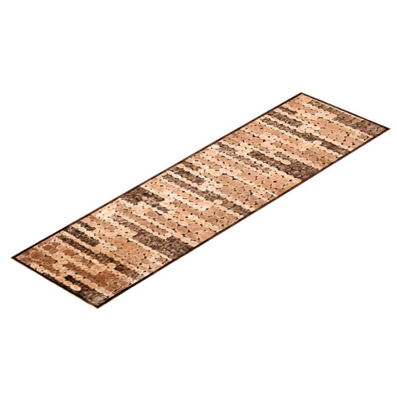 שטיח קווקזי בגווני חום