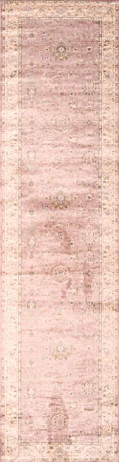 שטיח וינטייג' קלאסי ורוד