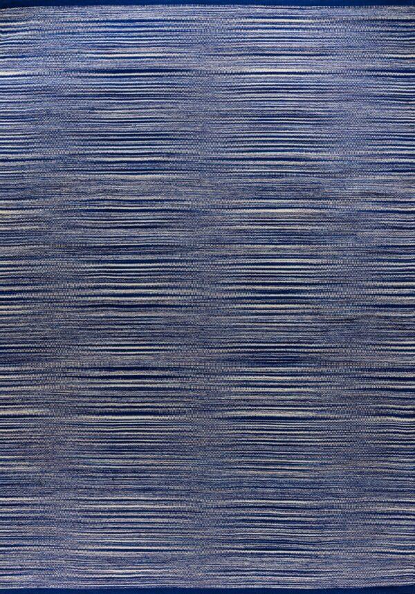 קילים כותנה כחול