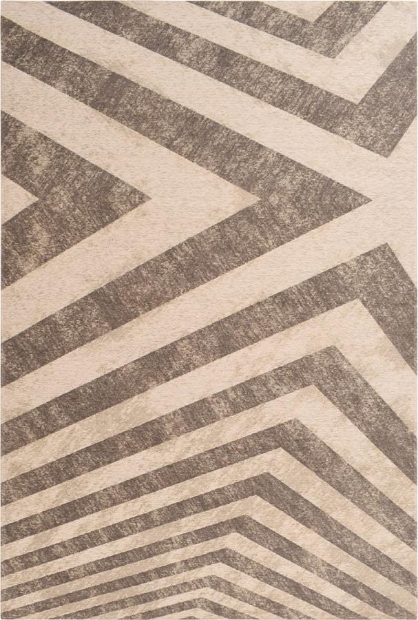 שטיח קרלוצ'י אופטי אפור