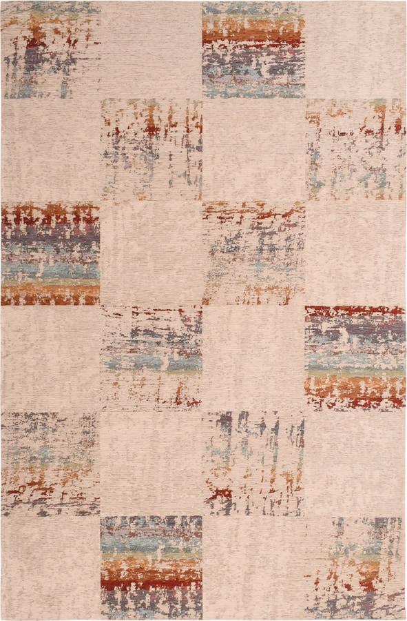 שטיח מודרני גאומטרי צבעוני