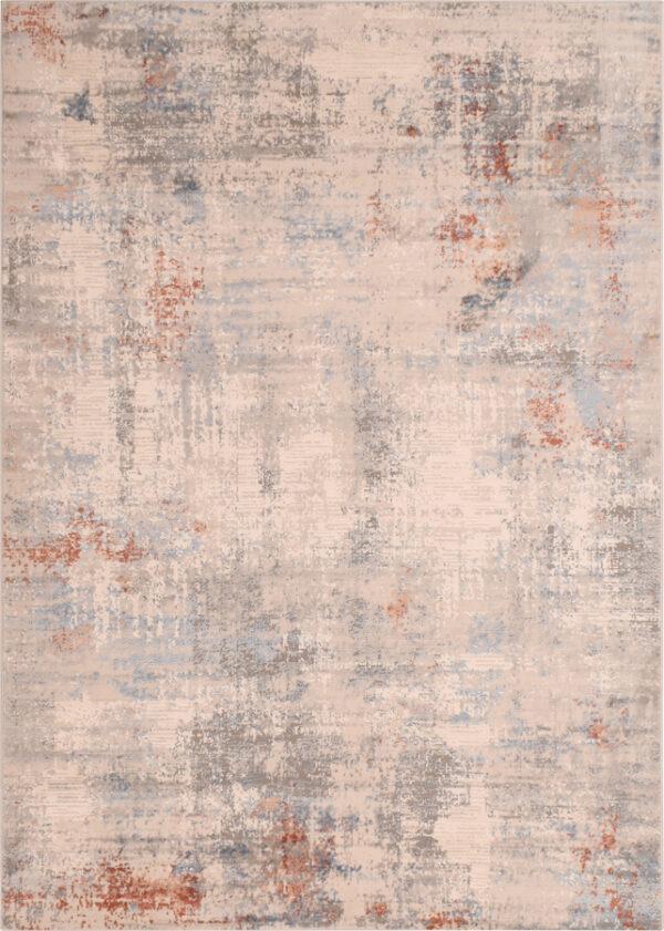שטיח מודרני אבסטרקט צבעוני
