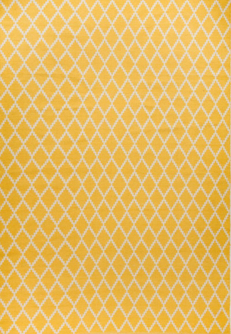 קילים כותנה צהוב