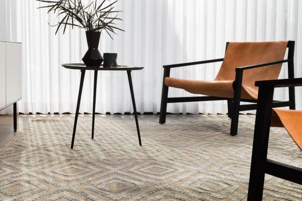 שטיחים גאומטריים