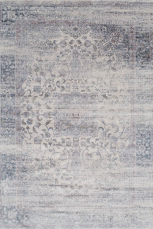 שטיח וינטייג' אפור